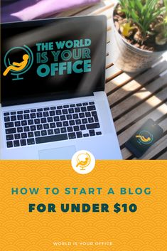 How To Start A Blog, How To Get, Web Address, Worlds Of Fun, Blog Tips, Blogging, Website