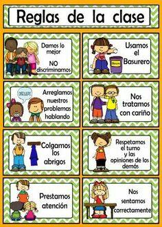 Dual Language Classroom, Bilingual Classroom, Bilingual Education, Classroom Rules, Spanish Classroom, School Classroom, Classroom Ideas, Preschool Spanish, Learning Spanish