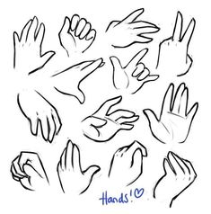 Hand Reference Together Drawings Hand Drawing Reference, Art Reference Poses, Drawing Techniques, Drawing Tutorials, Painting Tutorials, Anime Drawings Sketches, Hand Drawings, Drawings Of Hands, Kawaii Drawings