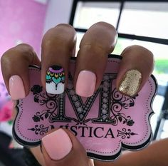 Love Nails, Pretty Nails, Fun Nails, Beauty Nails, Hair Beauty, Magic Nails, Simple Nails, Manicure And Pedicure, Hair And Nails