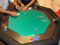 InsaneTwist: How To Make A Poker Table