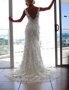 Allure Bridal 8800 Wedding Dress Gown Ivory Size 6 Sippy Downs Maroochydore Area image 1