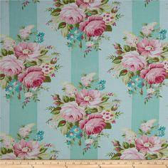 Tanya Whelan Sunshine Roses Picnic Bouquet Blue