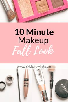 Ten Minute Look Perf