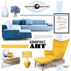MLF-Modern Luxury Furniture-4 by cly88 on Polyvore featuring interior, interiors, interior design, дом, home decor, interior decorating, Besa Lighting, West Elm, Diane James and Christofle