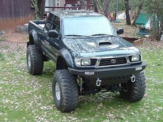 cutting toyota pickup fenders - Google Search