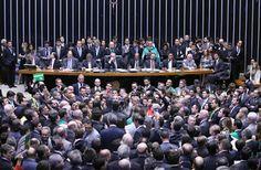 NONATO NOTÍCIAS: DEPUTADOS APROVAM ABERTURA DE IMPEACHMENT DA PRESI...