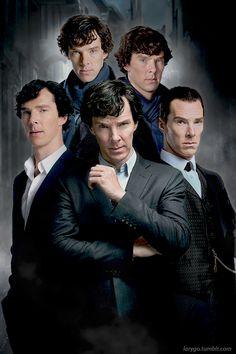 And the fish swim in the lake... — larygo: Sherlock: S1-S4
