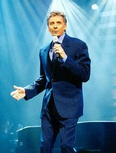 See Barry Manilow in concert.