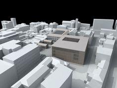 David Chipperfield Architects · M9 - Nuovo polo culturale a Venezia-Mestre · Divisare