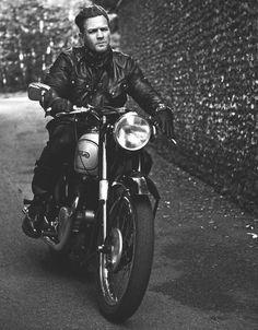 #Ewan McGregor   #motorcycle