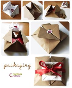 Oragami Packaging