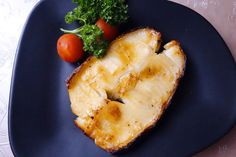 Baked miso cod