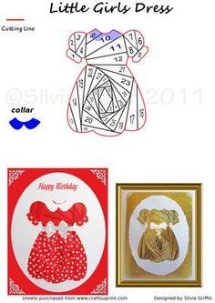 Child s Dress on Craftsuprint - Add To Basket!