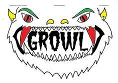 Growl!!!! #英単語 #英語学習 #英会話