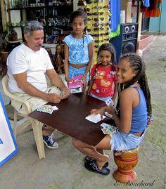 Une Partie de cartes - Sosua, Puerto Plata - Dominican Republic