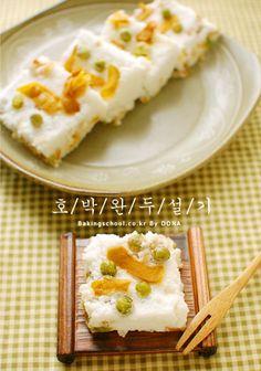 Korean Rice Cake, Korean Dessert, Spicy Recipes, Asian Recipes, South Korean Food, Rice Cakes, No Cook Meals, No Bake Cake, Cake Decorating