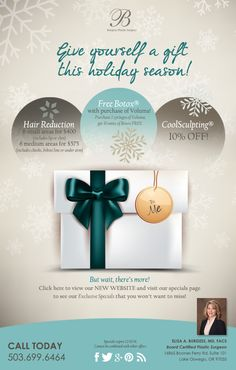 Give yourself a gift this holiday season!
