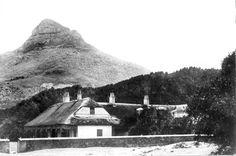 Camps Bay c1860.   Etienne du Plessis   Flickr