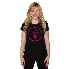 HerUniverse Dark Side Cupcakes Shirt Giveaway #StarWars #MayTheFourth