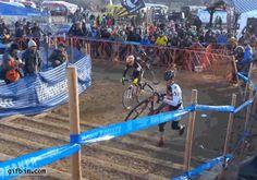 Como subir las gradas en bicicleta { GIF } #deporte #graciosos #real