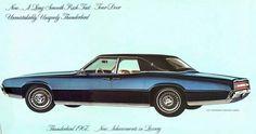 1967 Ford Thunderbird 4-Door Landau