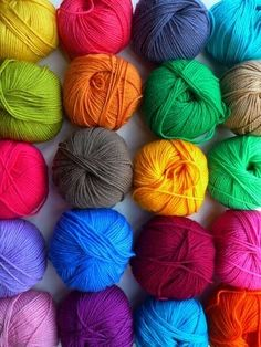 color wool