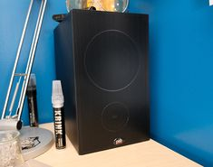 When it comes to bookshelf speakers, PSB's Alpha AM5s deliver a high quality, customizable experience with incredible ease of use. Read more from our latest review! #PSB #loudspeaker #AlphaAM5 Bookshelf Speakers, Bookshelves, Loudspeaker, Things To Come, The Incredibles, Bookcases, Speakers, Book Shelves, Bookcase