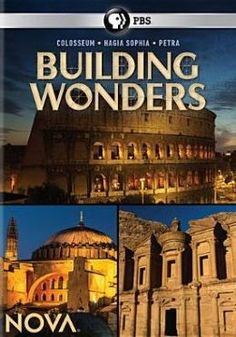 "(DOC 722 BUI) Building Wonders. ""In ""Building Wonders"", NOVA presents three groundbreaking shows that investigate engineering mysteries of the ancient world with the help of dramatic hands-on experiments."" Interested? Put it on hold here: http://vulcan.bham.lib.al.us/record=b2897832~S27"
