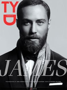 James William Middleton - Kate's brother.