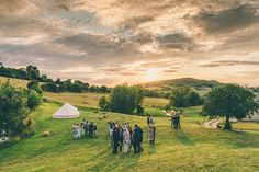 Middle Stanley Farm Wedding Photography – Annie and Ed