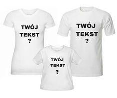 Koszulki z własnym nadrukiem  www.jakamama.pl
