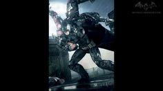 Arkham Knight more combat