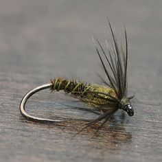 If you fish Baetis or any other mayfly, here\'s a killer soft hackle pattern. Tutorial on the site: www.flyfishfood.com. #flyfishing #flytying #softhackle #trout #mayfly #sylvesternemes