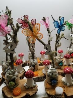Candle Holders, Jar, Candles, Home Decor, Haunted Forest, Elves, Faeries, Decoration Home, Room Decor