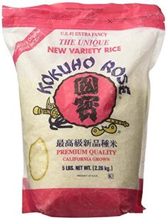 Kokuho Rice Sushi ** Click image to review more details.Note:It is affiliate link to Amazon.