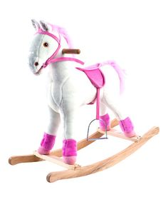 Check Happy Trails Plush Rocking Patricia Pony – Rocking Horses Toddlers at Rocking Horses and Animals for Toddlers from Plush Ride Toys Toddlers - Best Kids Ride on Toys Plush Rocking Horse, Rocking Horses, Plush Horse, Wooden Rocker, Little Cowgirl, Stick Horses, Pony Rides, Kids Ride On, Pet Rocks