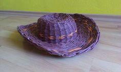 Môj prvý kovbojský klobúk :-) pre brata k narodeninám.