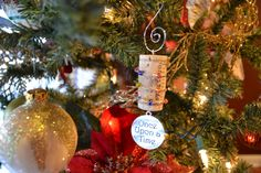 Wine Cork Ornament by ideezine4u on Etsy