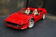 [MOC] Ferrari 308 GTSi