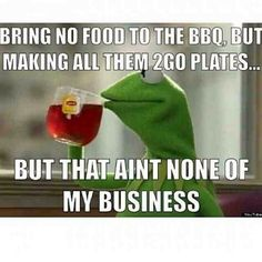 Making them to go plates