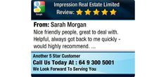 Nice friendly people, great to deal with. Helpful, always got back to me quickly - would...