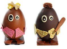 Pâques 2015, coups d'œufs cœurs chez les grands sucrés- #yvesthuries -choco-magnon
