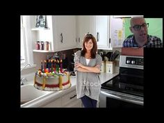 La fiesta de sorpresa - YouTube Spanish 1, French Door Refrigerator, Youtube, Anniversary Surprise, Youtubers, Youtube Movies