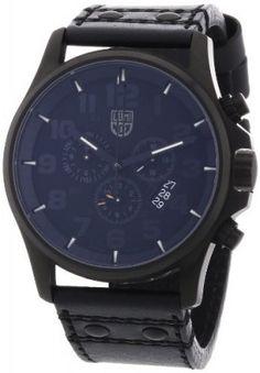 Relógio Luminox Blackout Black Dial Chronograph Mens Watch 1881.BO  relogio   luminox Relógio 14391d5ce0