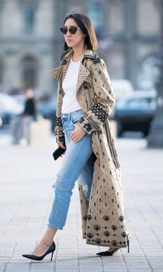How Eva Chen Assembles the Most Instagrammable Outfits via @WhoWhatWearUK