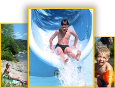 slider-element Le Gard, Camping, Sliders, Polaroid Film, Painting, Park, Campsite, Painting Art, Paintings