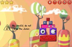 Pon a prueba tu ingenio con este buenísimo juego de lógica! http://mundobanana.com/Monsterland-10007126.html