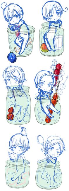 Hetalia Official Art