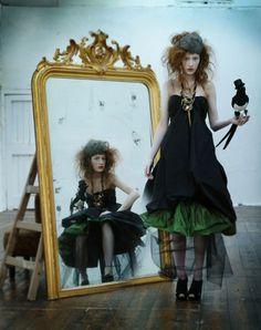 photos by Agata Stoinska for Mirror Mirror exhibition